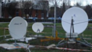 satellite antennas Ka/Ku band