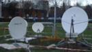 satellite antennas Ka/Ku band