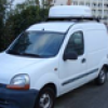 Vehicle to test DVB-RCS equipments in mobility
