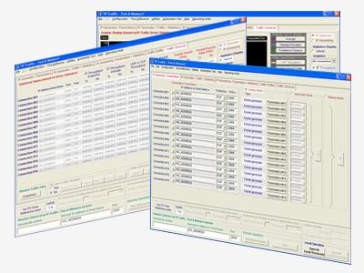 IP Traffic - Test & Measure screenshots