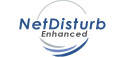Reduced logo NetDisturb Enhanced Edition