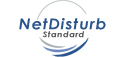 Reduced logo NetDisturb Standard Edition