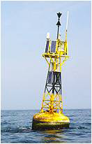 maritime signaling floating equipment